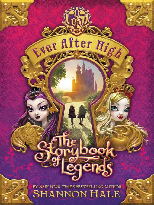 Title details for The Storybook of Legends by Shannon Hale - Wait list