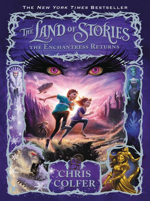Title details for The Enchantress Returns by Chris Colfer - Available