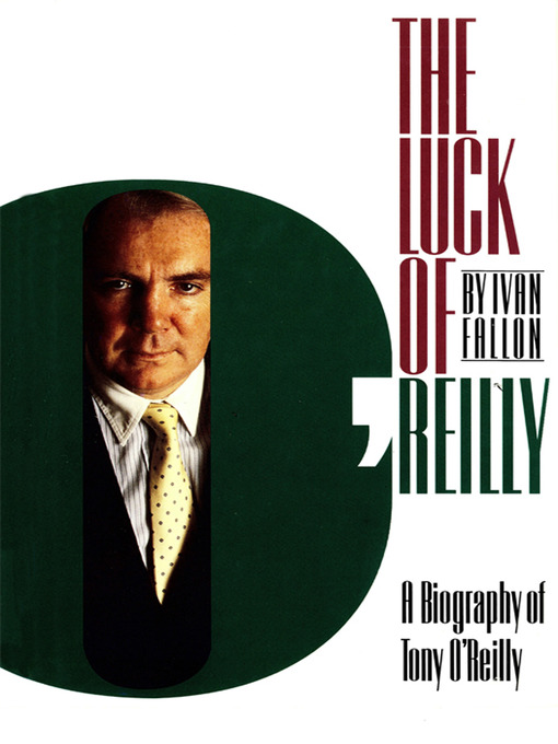 Cover of Luck of O'Reilly
