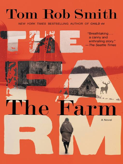 Title details for The Farm by Tom Rob Smith - Wait list