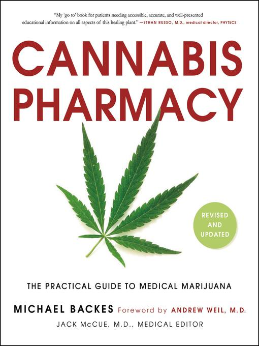 Title details for Cannabis Pharmacy by Michael Backes - Wait list