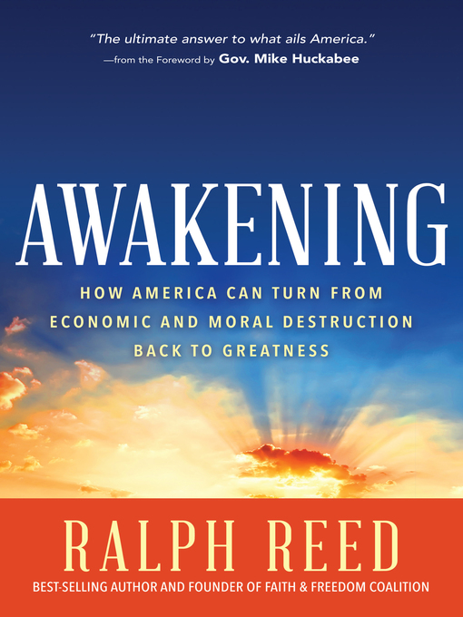 Title details for Awakening by Ralph Reed - Available
