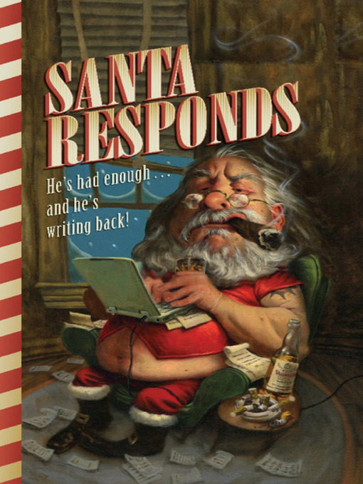 Title details for Santa Responds by Santa Claus - Available