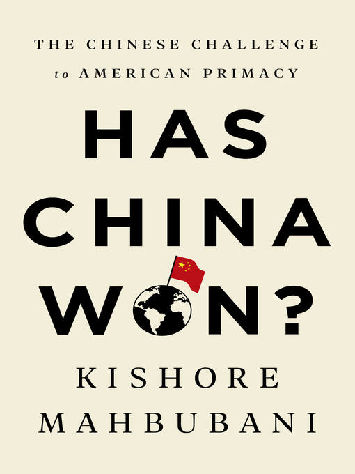 Cover of Has China Won?