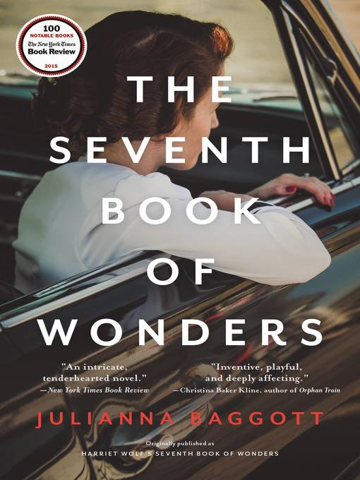Title details for Harriet Wolf's Seventh Book of Wonders by Julianna Baggott - Available