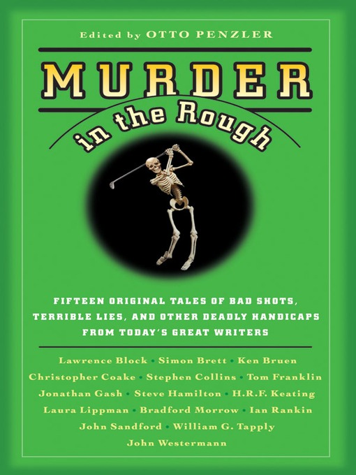 Cover image for Murder in the Rough