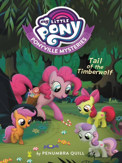 Kids - Tail of the Timberwolf - Mid-Columbia Libraries - OverDrive
