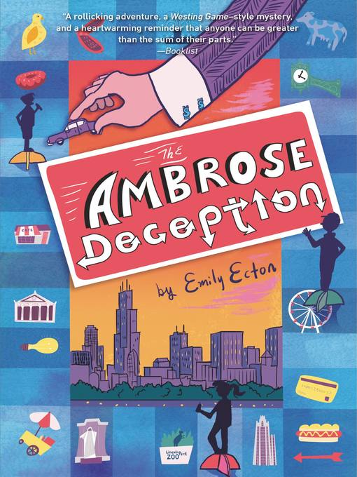 Title details for The Ambrose Deception by Emily Ecton - Available