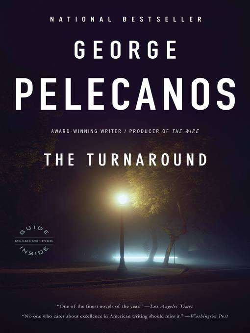 Title details for The Turnaround by George Pelecanos - Available