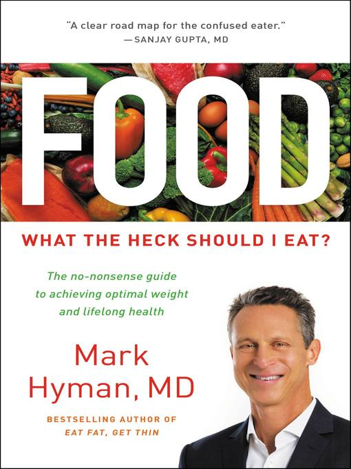 Title details for Food by Mark Hyman - Wait list