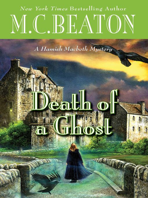 Title details for Death of a Ghost by M. C. Beaton - Wait list