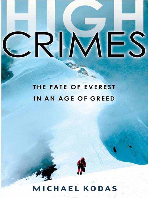 Title details for High Crimes by Michael Kodas - Wait list