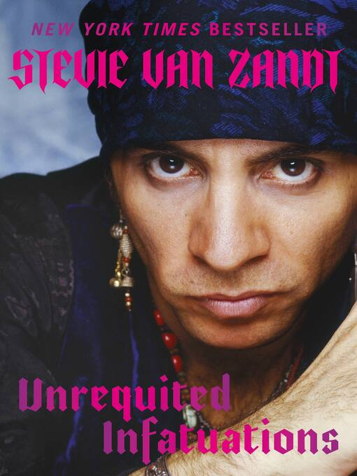 Cover image for Unrequited Infatuations