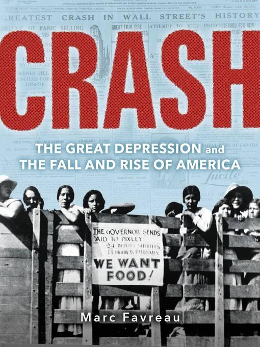 Title details for Crash by Marc Favreau - Wait list