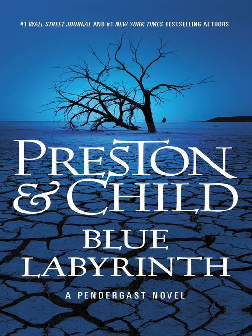 Cover of Blue Labyrinth
