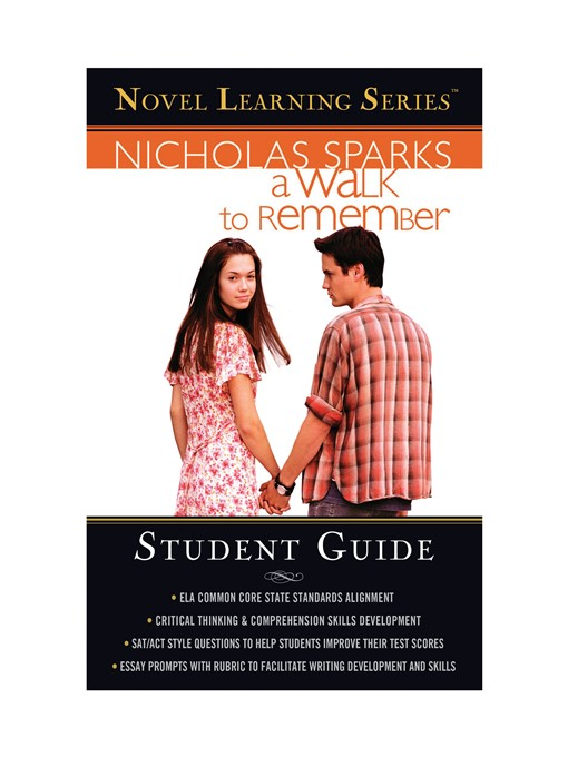 Title details for A Walk to Remember by Nicholas Sparks - Wait list