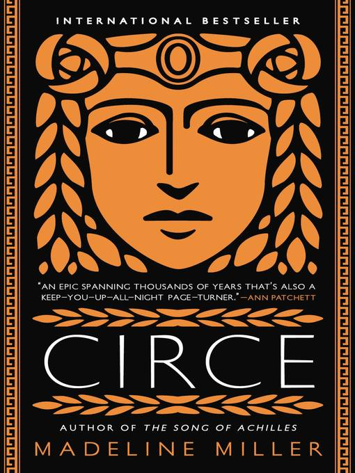 Title details for Circe by Madeline Miller - Wait list