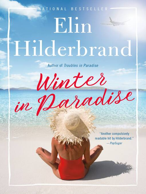 Title details for Winter in Paradise by Elin Hilderbrand - Wait list