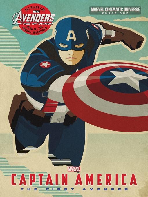 Title details for Captain America by Alex Irvine - Wait list