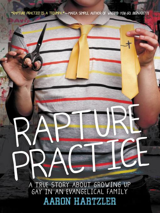 Cover of Rapture Practice