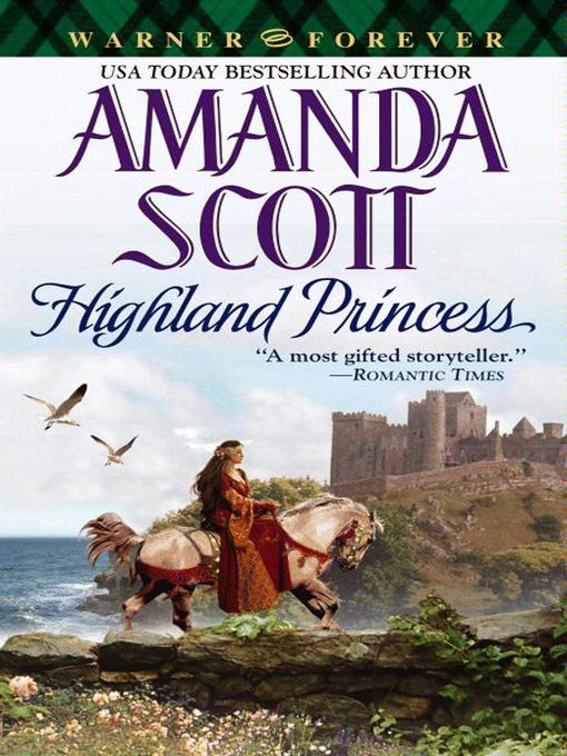 Title details for Highland Princess by Amanda Scott - Available