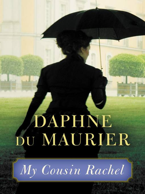Cover of My Cousin Rachel