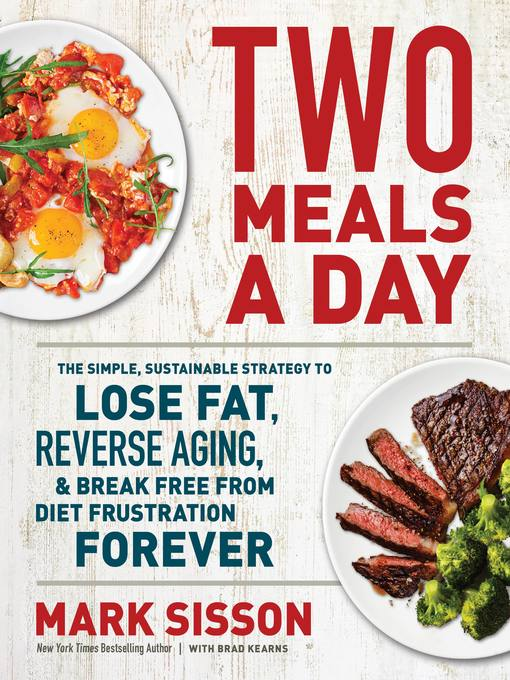 Title details for Two Meals a Day by Mark Sisson - Wait list