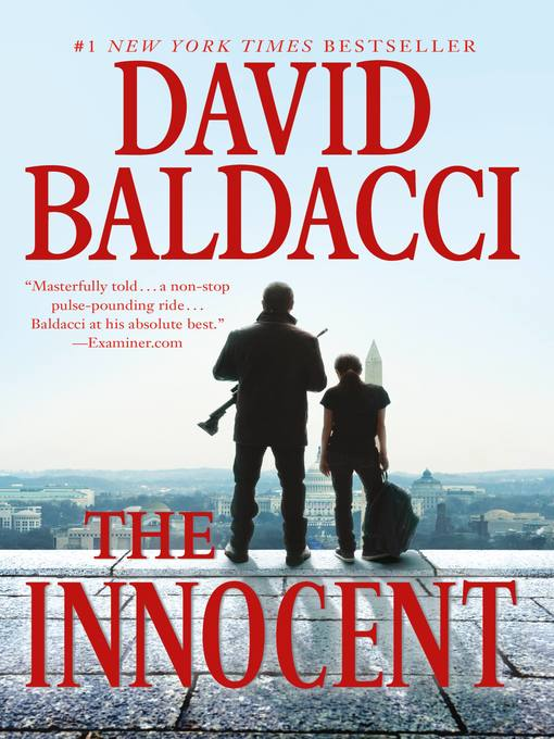 Title details for The Innocent by David Baldacci - Wait list