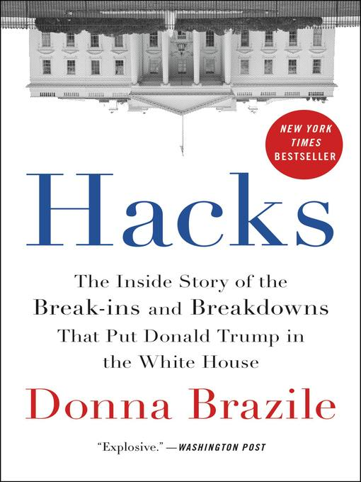 Title details for Hacks by Donna Brazile - Available