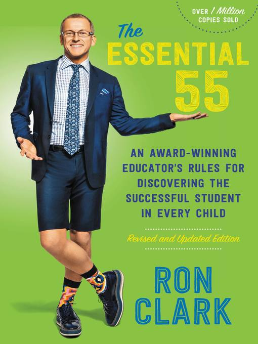 Title details for The Essential 55 by Ron Clark - Wait list