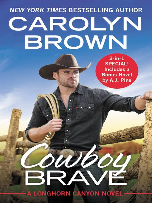 Title details for Cowboy Brave by Carolyn Brown - Wait list