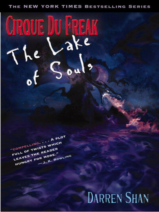 Title details for The Lake of Souls by Darren Shan - Available