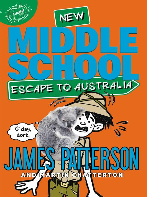 Cover of Middle School--Escape to Australia