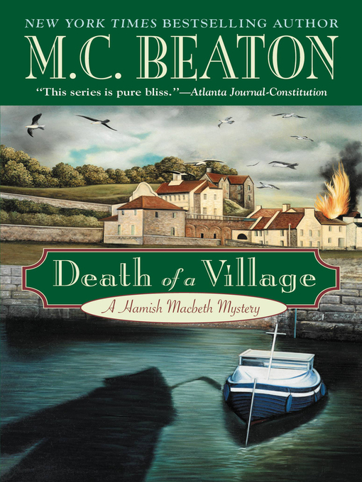 Title details for Death of a Village by M. C. Beaton - Available