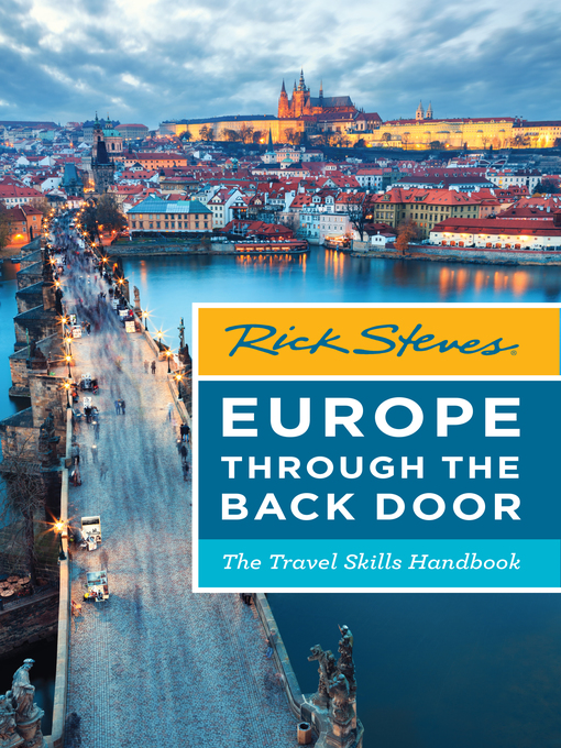 Title details for Rick Steves Europe Through the Back Door by Rick Steves - Wait list