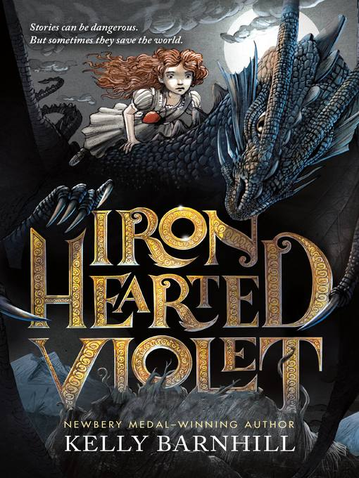 Cover image for Iron Hearted Violet