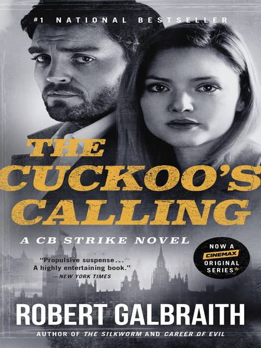 Title details for The Cuckoo's Calling by Robert Galbraith - Wait list
