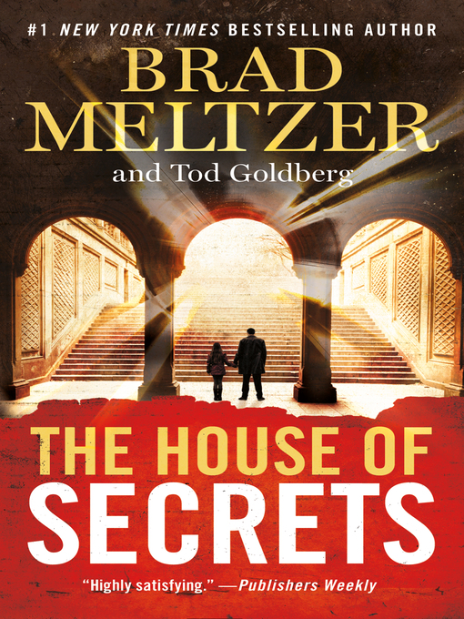 Title details for The House of Secrets by Brad Meltzer - Available