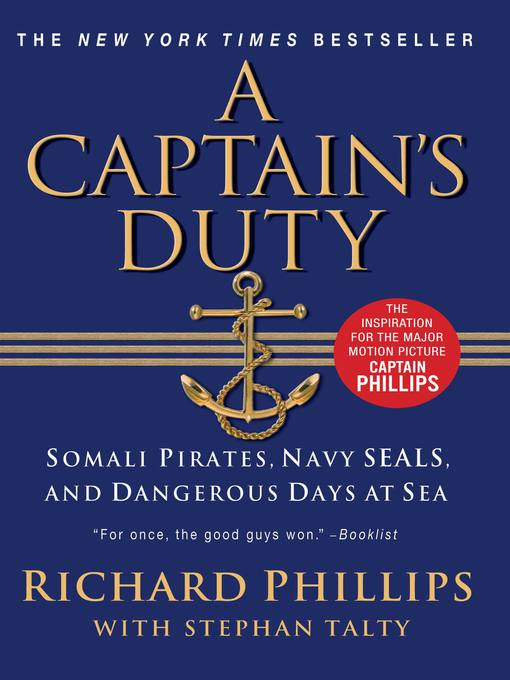 Title details for A Captain's Duty by Stephan Talty - Wait list