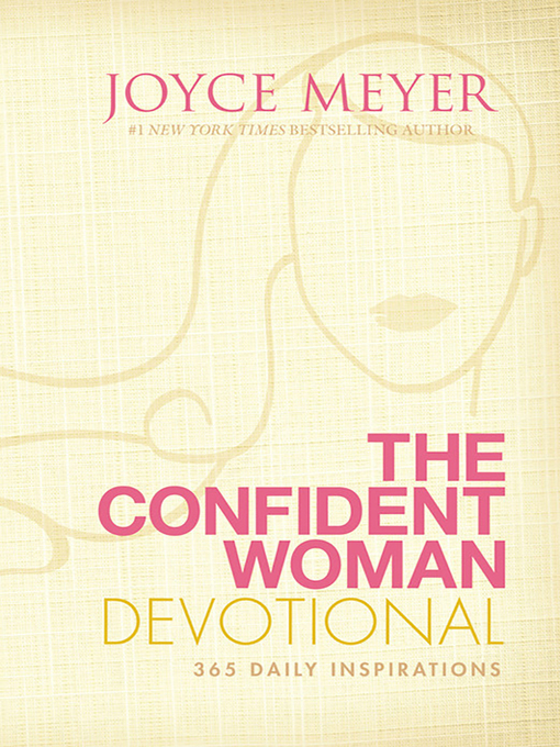 Title details for The Confident Woman Devotional by Joyce Meyer - Wait list