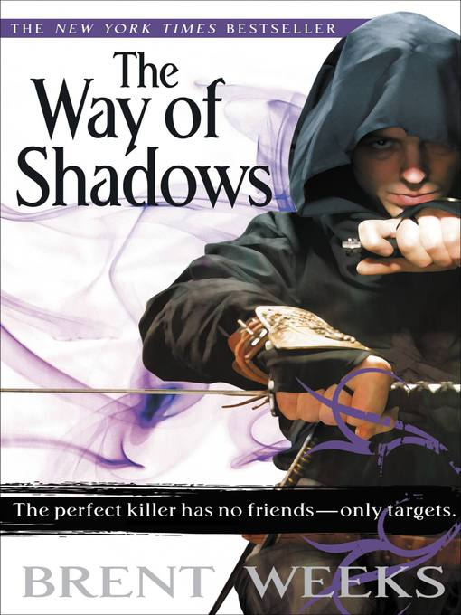 Title details for The Way of Shadows by Brent Weeks - Wait list
