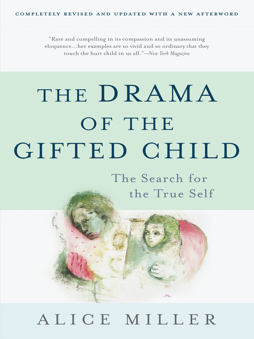 Cover image for The Drama of the Gifted Child