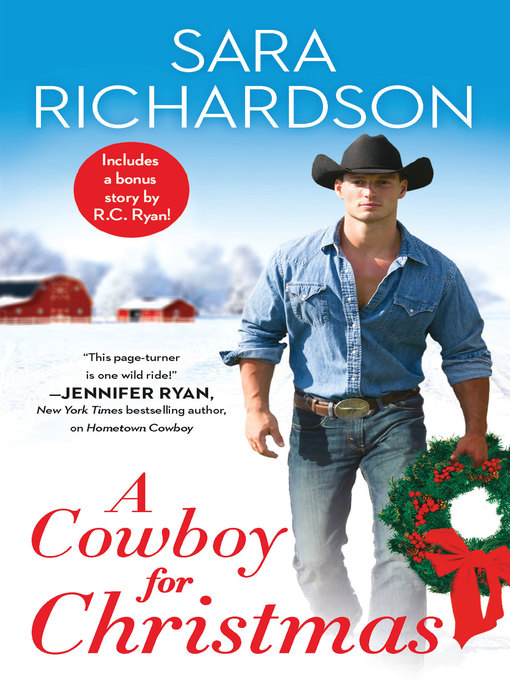 Title details for A Cowboy for Christmas by Sara Richardson - Available