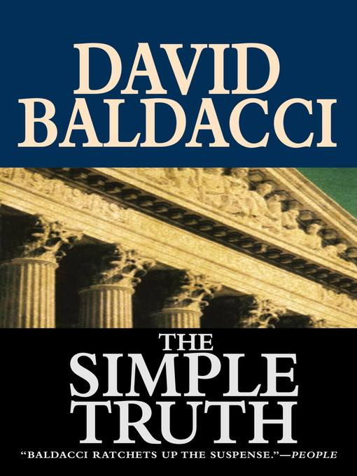 Title details for The Simple Truth by David Baldacci - Wait list