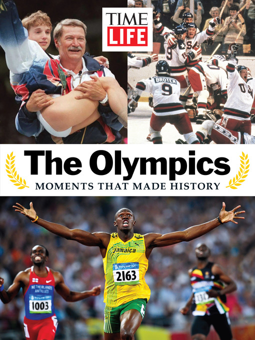 Title details for TIME-LIFE the Olympics by The Editors of TIME-LIFE - Wait list