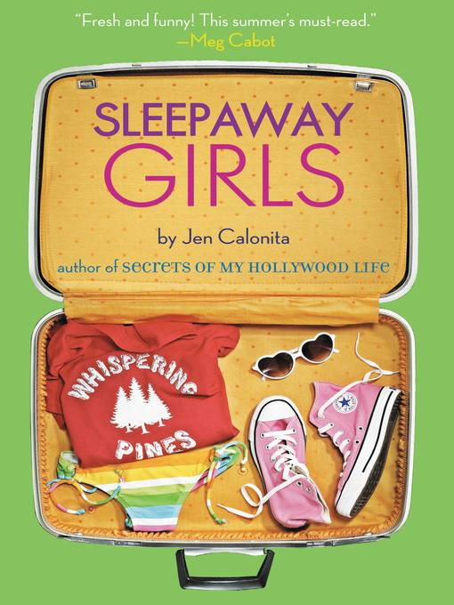 Title details for Sleepaway Girls by Jen Calonita - Available