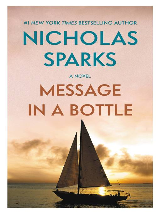 Title details for Message in a Bottle by Nicholas Sparks - Available