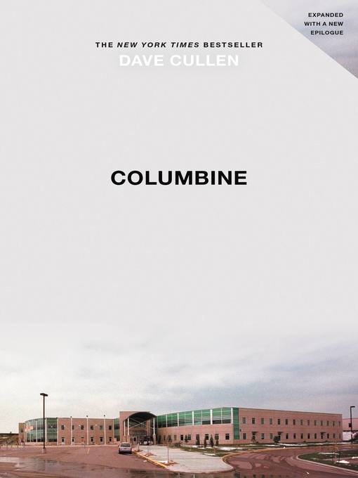 review of dave cullen s columbine Buy columbine by dave cullen (isbn: 9781906964146) from amazon's book store everyday low prices and free delivery on eligible orders.