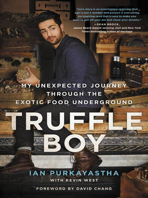 Title details for Truffle Boy by Ian Purkayastha - Available
