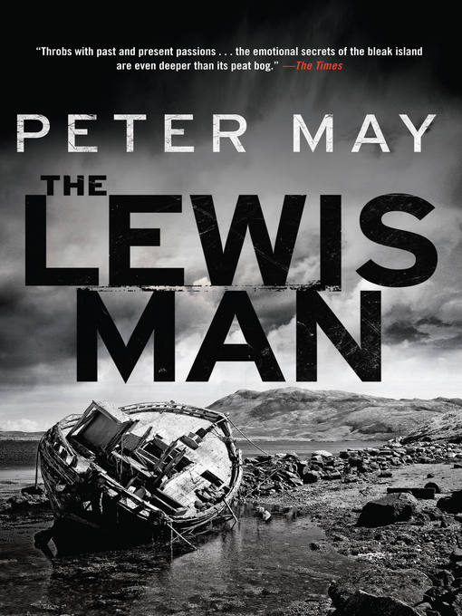 Title details for The Lewis Man by Peter May - Wait list